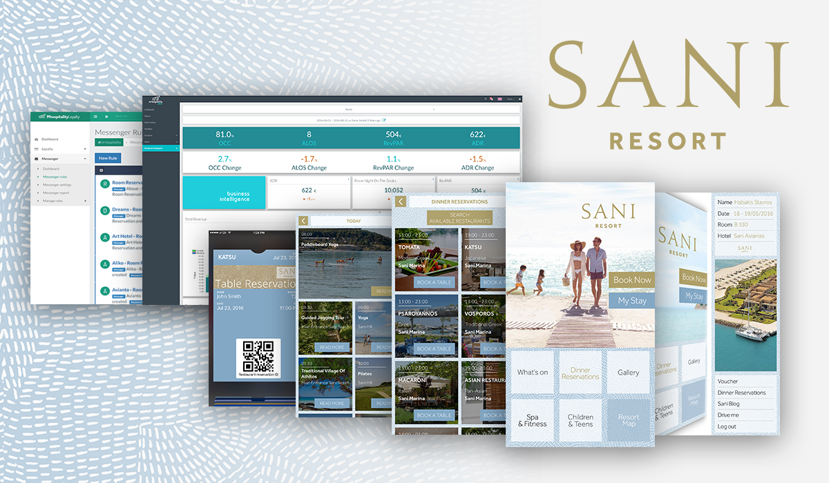 sani resort app